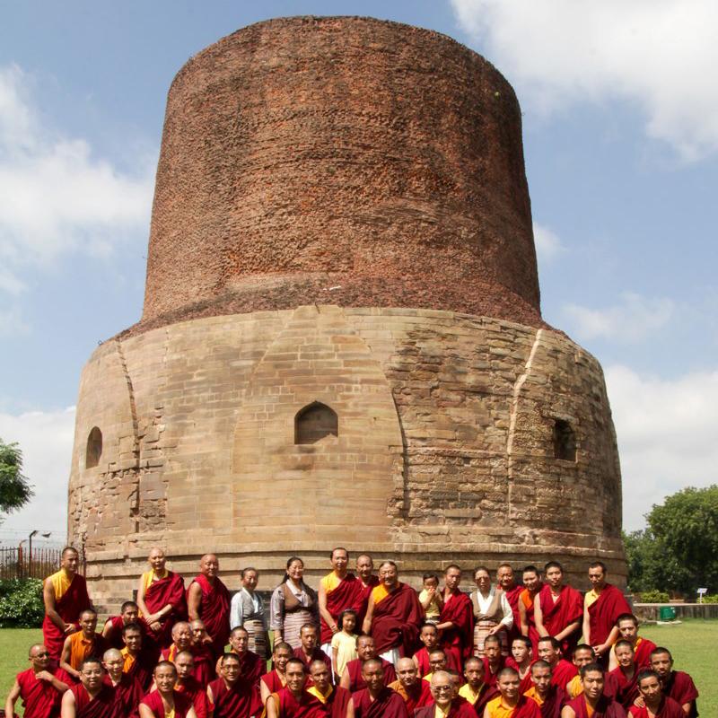 佛陀初轉法輪日——十六阿羅漢法會