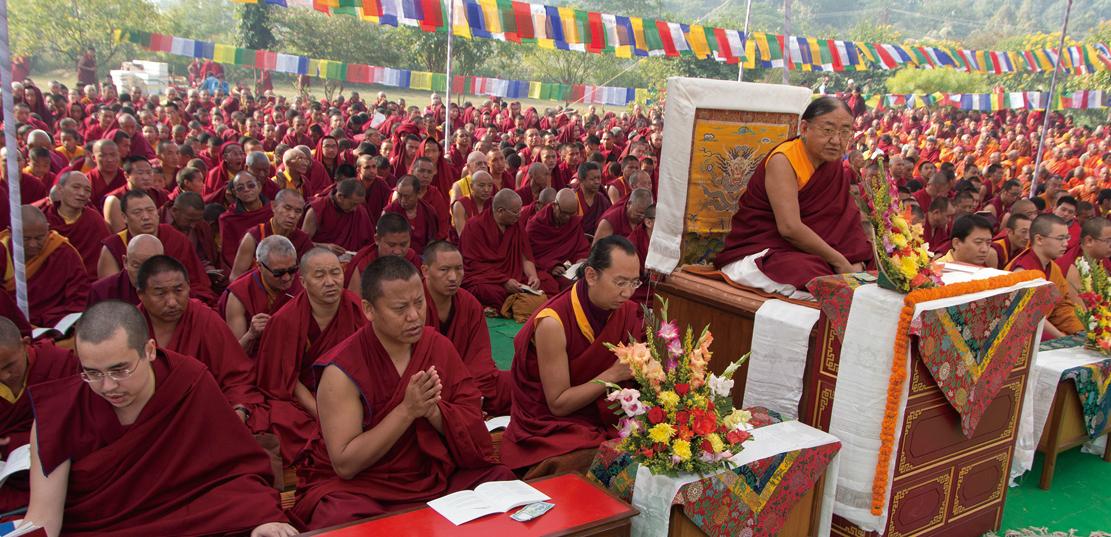 第 25 屆 佛陀聖地—藍毗尼園 普賢祈願吉祥大法會